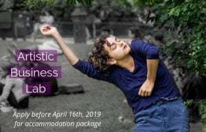 Artistic Business Lab – Intensive workshop for choreographers / Formation intensive pour chorégraphes
