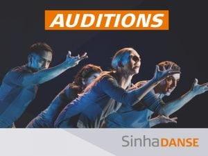 Interprète pour Sinha Danse