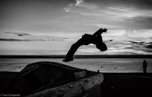Projet de photoreportage en danse