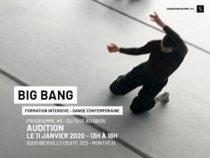 BIG BANG – Audition