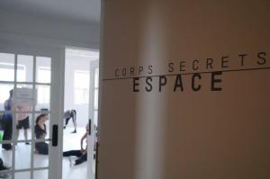 Résidences accompagnées à l'Espace Corps Secrets