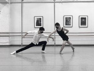 Recherche danseur | résidence chorégraphique