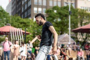 Audition   Danseur contemporain