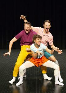 Recherche danseur masculin pour remplacement dans Paysages de Papier